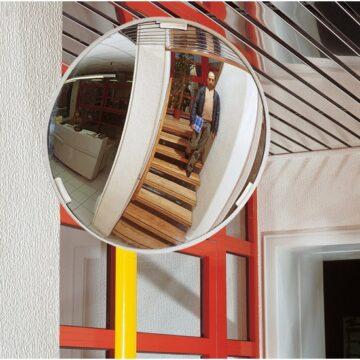 Espejo de vigilancia Decorativ 106 - Ø 600 mm