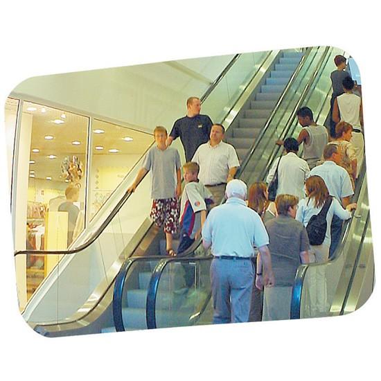 Espejo de vigilancia Decorativ 119 - 1000x800 mm