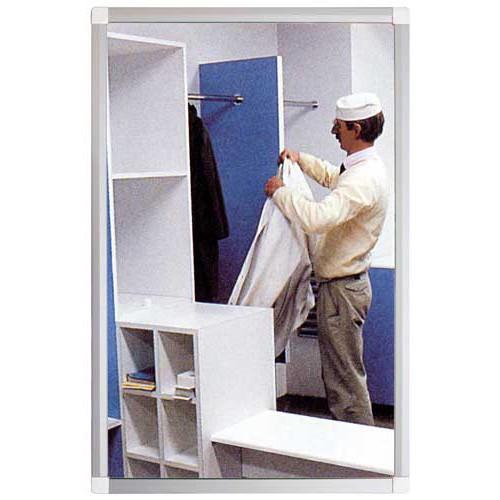 Espejo plano anti fragmentos 6800 PL - 840x640 mm
