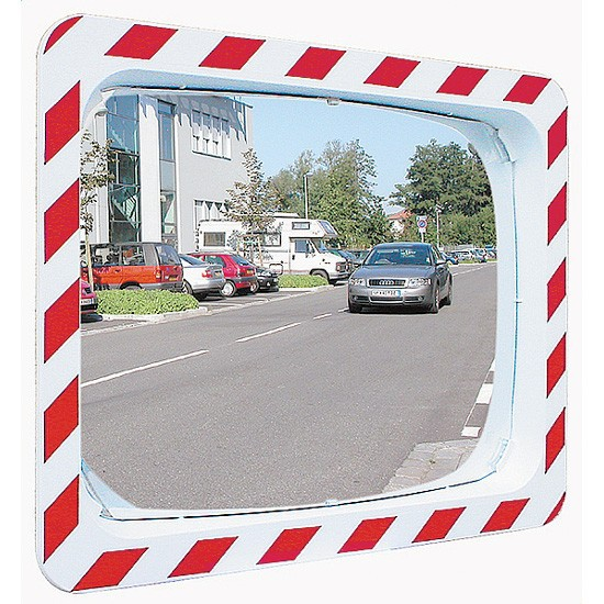 Espejo de trafico Vialux V556 - 800x600 mm