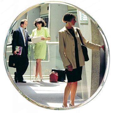 Espejo de vigilancia Decorativ 109 - Ø 900 mm