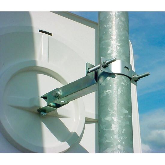 Espejo de trafico Vialux V554 - 600x400 mm