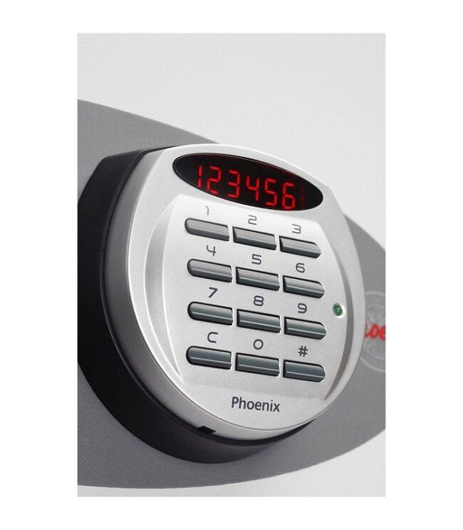 Archivador ignífugo Phoenix Firefile 2244 - 90 minutos