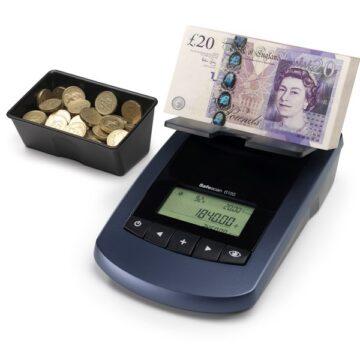 Máquina contadora de billetes y monedas SafeScan SS6155
