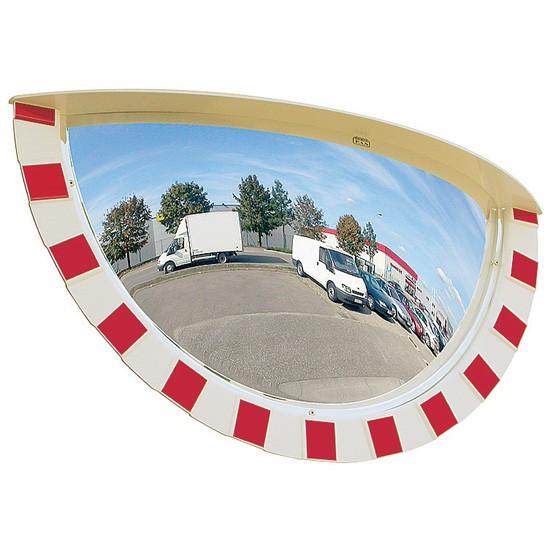 Espejo para industria Vialux 9180 - 800x400 mm