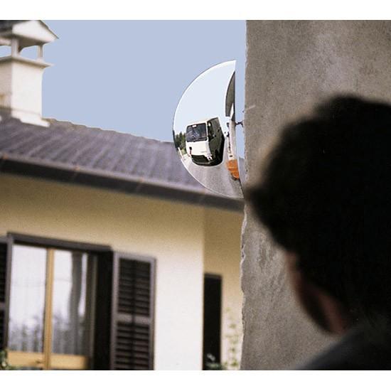 Espejo de salida de aparcamiento visión gran ángulo Vumax 5000