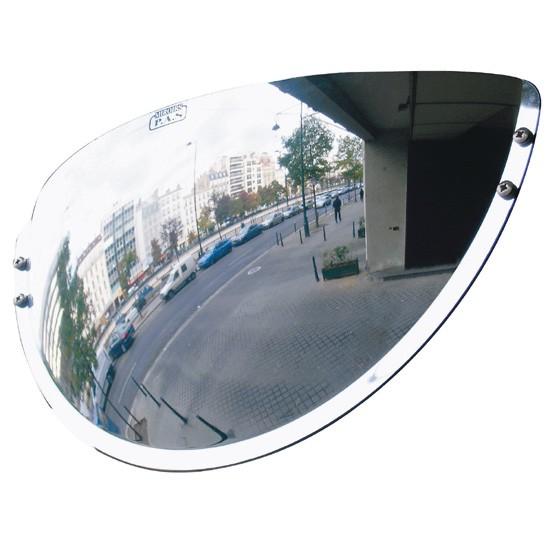 Espejo de salida de aparcamiento visión gran ángulo Vumax 6000