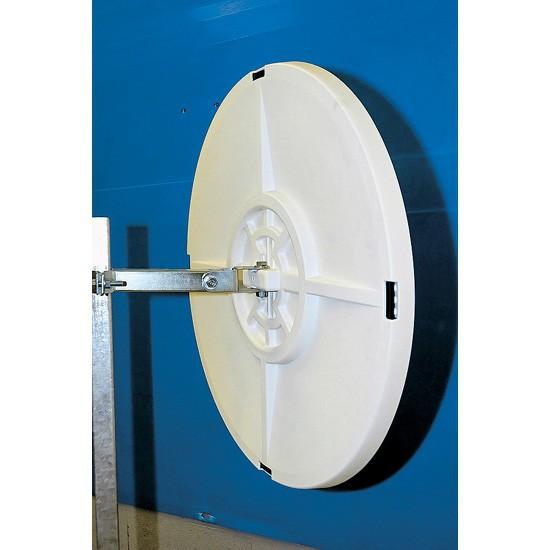 Espejo para industria Vialux 584 - 600x400 mm
