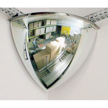 Espejo cuarto hemisférico Volum 1080 - 550 mm