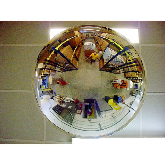 Espejo hemisférico Volum 56-80 - 800 mm