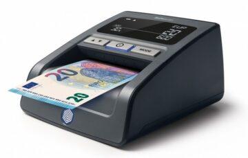 Detector de billetes falsos SS155i