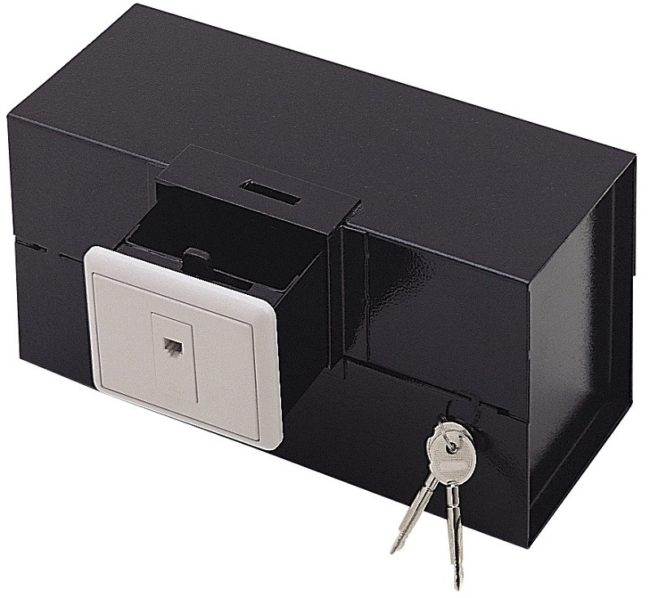 Caja de seguridad Secret 303