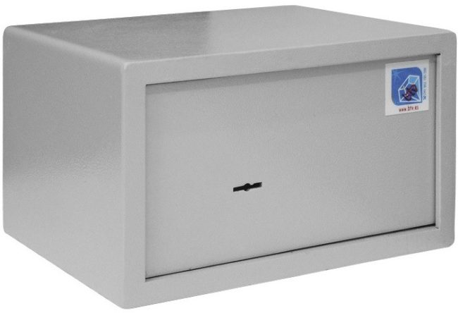 Caja de seguridad Mini Vault 23