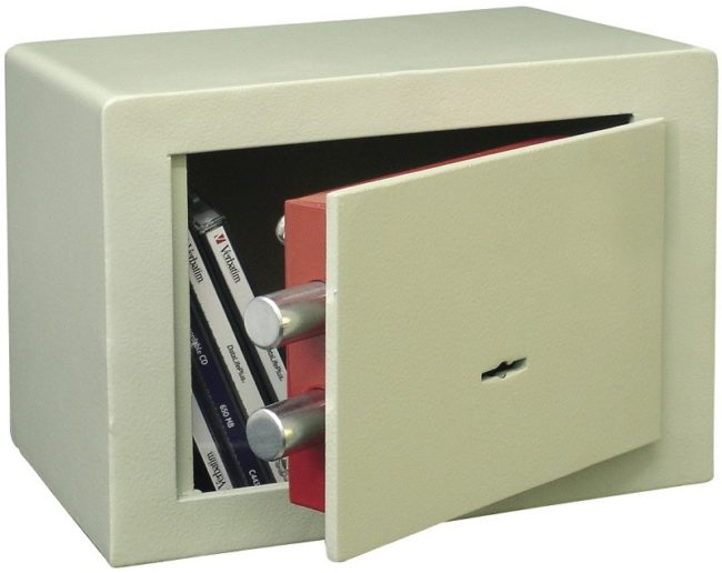 Caja de seguridad Mini Vault 17