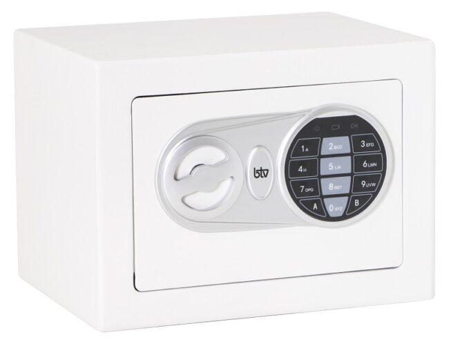 Caja de seguridad Btv Minibak Blanca