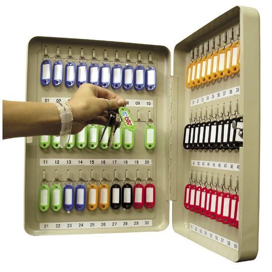Clasificadores de llaves Serie Acero - 20 a 160 llaves