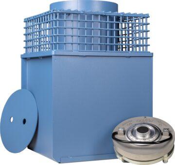 Caja fuerte de suelo CFC-2M