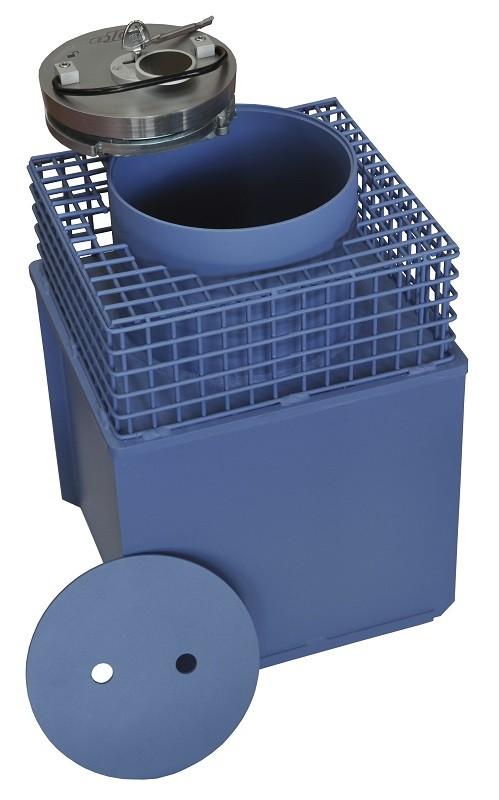 Caja fuerte de suelo Olle CFC-2L