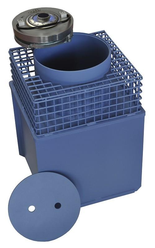 Caja fuerte de suelo Olle CFC-2M