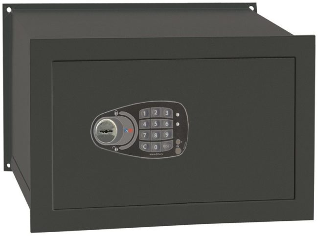 Caja de seguridad mural Decora WE-3730