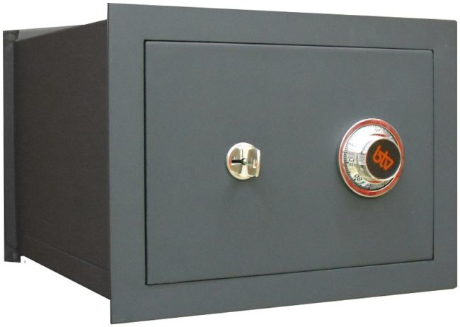 Caja de seguridad mural Decora WS-3625