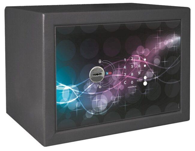 Caja de seguridad Decora E-1030 Cosmos