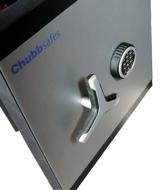 Cajas fuertes ignifugas grado 1 (I) Chubb serie DuoGuard