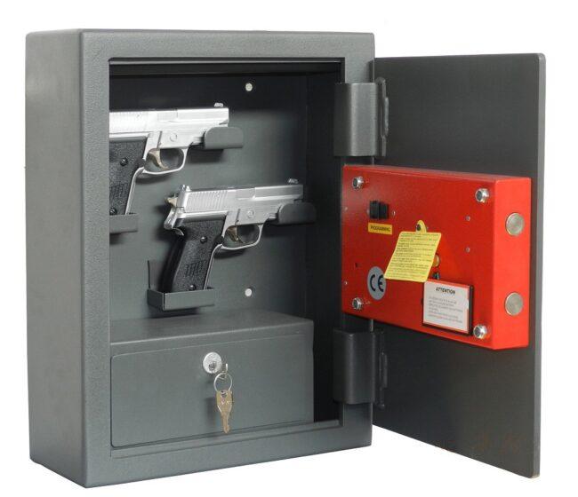 Caja de seguridad SCP
