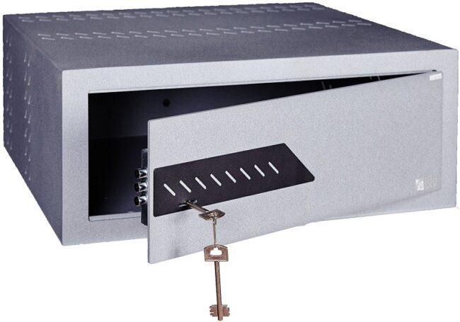 Caja de seguridad para videograbador DVR, mecánica
