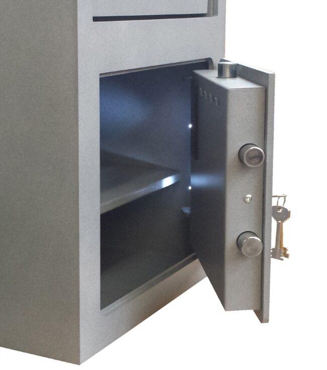 Caja fuerte de depósito BTV DEP 60-C