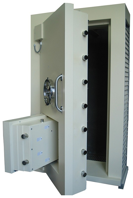 Puerta fuerte para Cámara Acorazada certificada UNE EN 1143-1