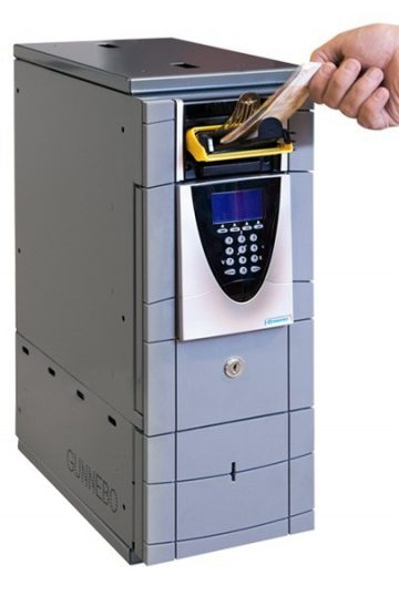 Ingresador Gunnebo SafeCash Counter Deposit Smart