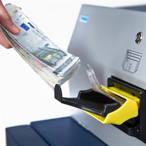 Ingresador Gunnebo SafeCash Counter Deposit