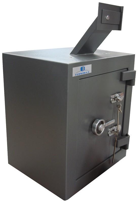 Caja fuerte Ferrimax CF-810 Gasolinera