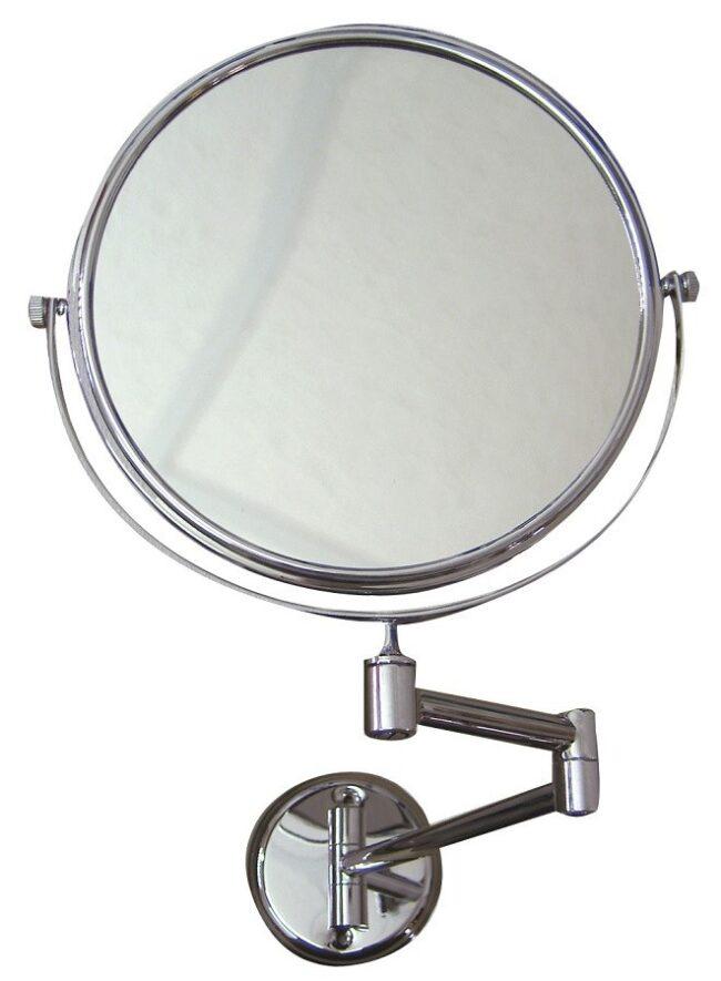 Espejos de baño de 1 y 2 brazos articulados