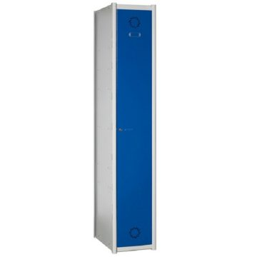 Taquillas metálicas modulares de 1 puerta por columna AV
