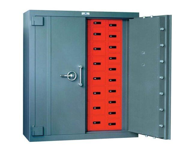 Caja fuerte certificada Ferrimax FD-880 Desmontable
