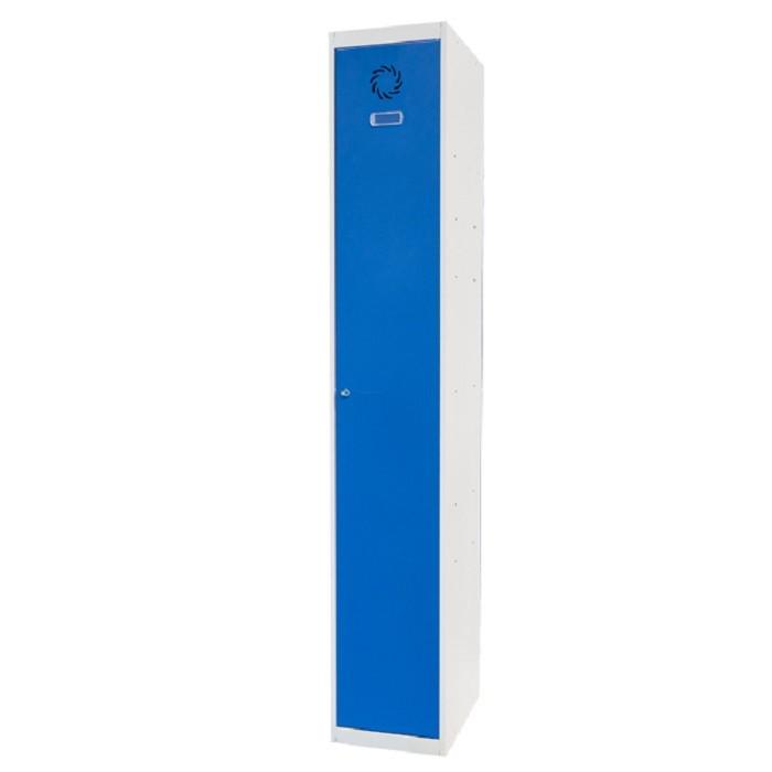 Taquillas metálicas modulares ECO de 1 puerta por columna ECOV