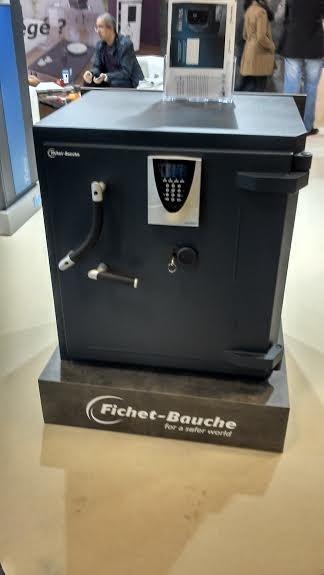 Caja fuerte Fichet-Bauche Inviktus 14