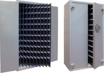 Cajas y Armarios de Seguridad para Custodia de Llaves