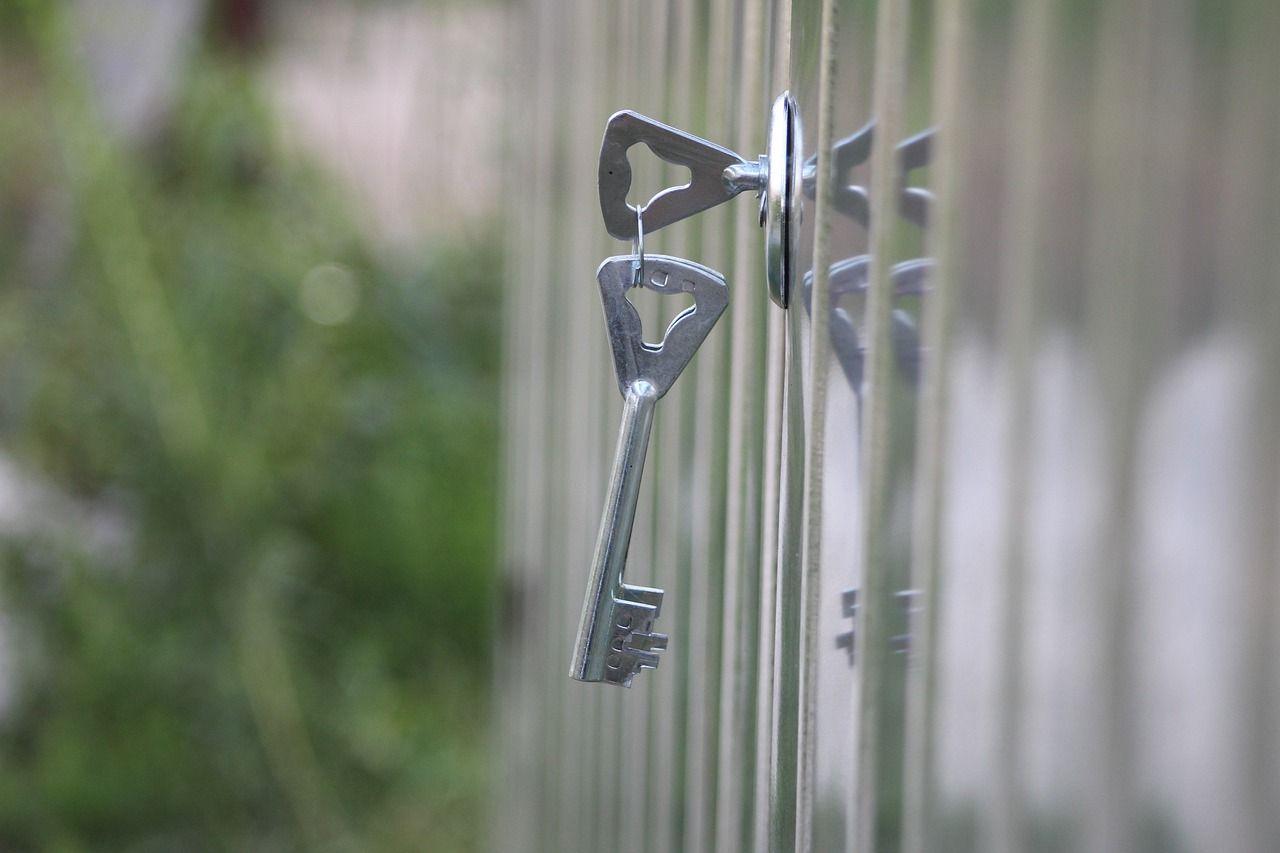 Ventajas de la caja fuerte de pared para llaves