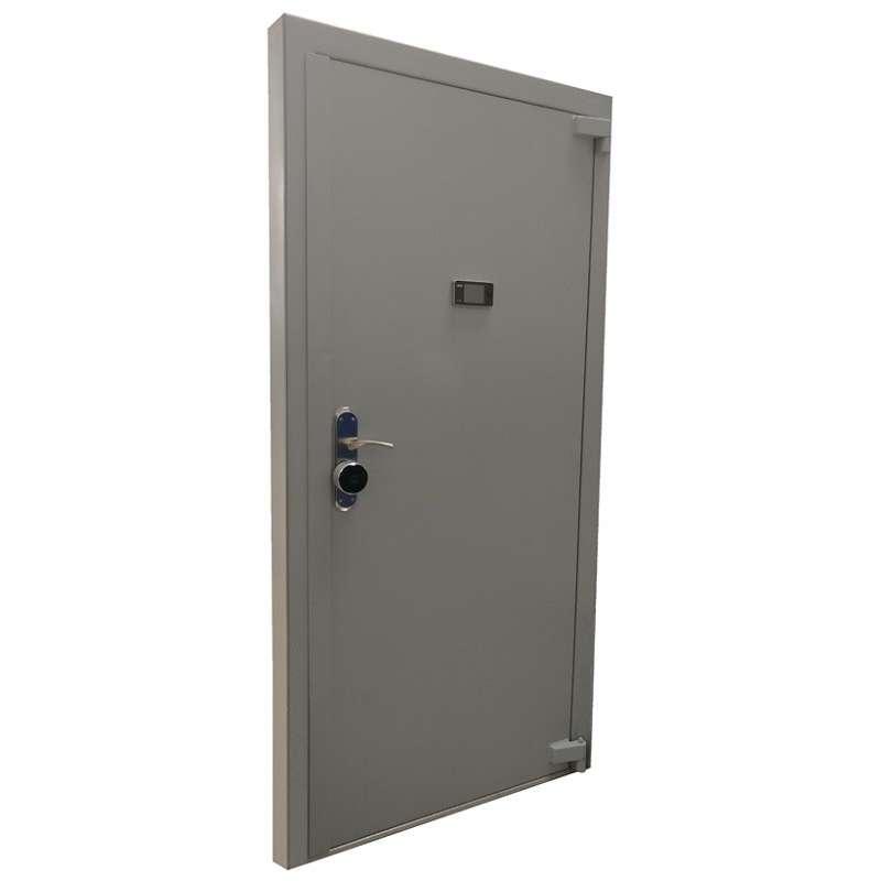 Cómo abrir una puerta blindada